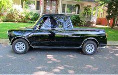 1970 Austin Mini Morris Pickup Manufactured In Australia...and now in Florida....