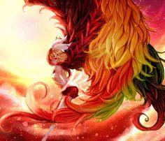 Pretty!!! - More color inspiration for Bird of Paradise/Rio costume