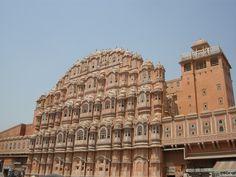 Palacio de Los Vientos, #Jaipur www.tipuanaviajes.com