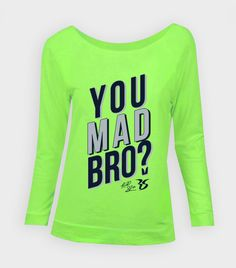 You Mad Bro Women's Pullover