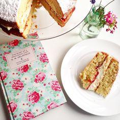 Nature Baking Journal Instagram Project on abookishbaker.co.uk