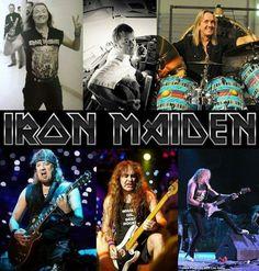 Iron Maiden!! \m/
