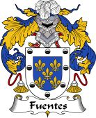 Coat of Arms for Fuentes
