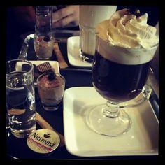 #aroma #coffee #vanille #chocolate #mousse #boon #hasselt - @jezzigodoy- #mtricht #univercity