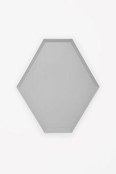 HAY Kaleido large metal tray