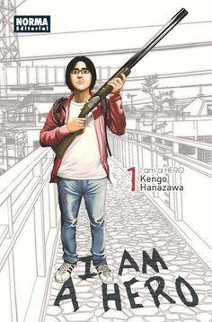I am a Hero - SEINEN - Kengo Hanazawa - 2009-2014