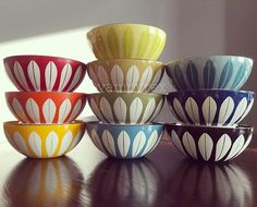 I'll always be a little mad at #pyrex and #cathrineholm for not making more…