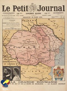 Carti Online, History Of Romania, Romania Map, Romanian Royal Family, Visual Map, Alternate History, Old Maps, The Beautiful Country, Historical Maps