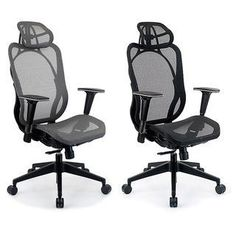 Integrity Seating Ergonomic Mesh High Back Executive Office Chair | Overstock.com Shopping - The Best Deals on Executive Chairs