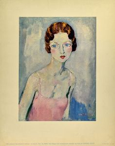 View Le Chemise rose After Kees Van Dongen; Access more artwork lots and estimated & realized auction prices on MutualArt. Monte Carlo, Monaco, Dutch Painters, Henri Matisse, Types Of Art, Beautiful Artwork, Love Art, Art Forms, Textile Art
