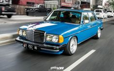 Indragoin's 1984 Mercedes-Benz W123-280E