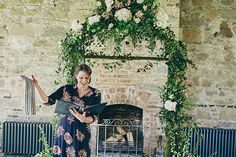A stunning vintage wedding with an abundance of sentimental details. Hotel Wedding, Our Wedding Day, Woodland Flowers, Summer Romance, Primroses, Silver Lining, Unique Rings, Videography, Great Photos