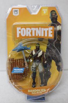 Fortnite Future Squad Mode Core Figure 4 Figure Pack Série 3 Enfant Jouet Cadeau