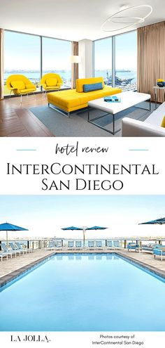 InterContinental San Diego is a top luxury hotel in a great downtown location. What to know about the rooms, dining, pool, and more before you book. Get all the details here at La Jolla Mom Family Vacation Destinations, Family Vacations, Dream Vacations, La Jolla San Diego, San Diego Zoo, San Diego Luxury Hotels, Hotels And Resorts, Best Hotels, Amazing Hotels