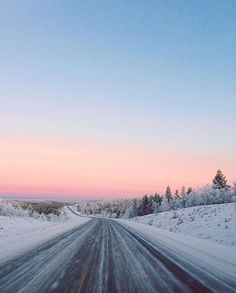 No filter views are my very favorite ones  #finland #wintertime by @johannaturpeinen on Instagram