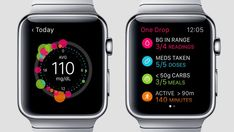 nice Interesting way to display what time your intake is greatest CONTINUE READING Shared by: vcjayxun Apple Watch Hacks, Best Apple Watch Apps, Apple Watch Fitness, Apple Watch 3, Apple Watch Series 2, Apple Apps, Apple Watch Activity, Apple Watch Features, Iphone Hacks