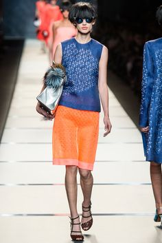 Fendi   Spring 2014 Ready-to-Wear Collection   Style.com