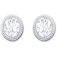 SWAROVSKI ARRIVE PIERCED EARRINGS 5063922 | Duty Free Crystal