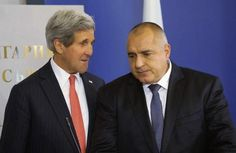 Kerry pledges support to Bulgaria over energy supplies ~ Geopolitics & Daily News