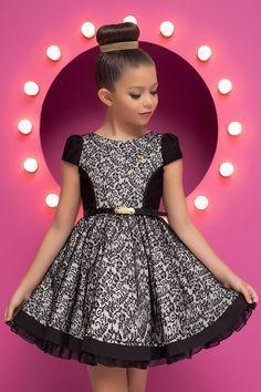 Lookbook - Diforini Kids Dress Wear, Kids Gown, Little Girl Dresses, Girls Dresses, Flower Girl Dresses, Toddler Dress, Baby Dress, Little Girl Fashion, Kids Fashion