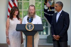 Sources: Taliban 'Thrilled' After Sgt. Bergdahl's Father Makes Arabic Declaration at the White House