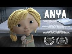 ANYA and Pascha the bear.  I totally want to make a bunch of bears and send them to the orphanages.  AWESOME!!!