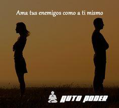 Ama tus enemigos como a ti mismo #autopoder #musicapositiva #ritmopositivo #salud #dinero #amor #vida #leydeatraccion #pnl #programacionmental