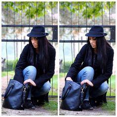 #me #cool #style #look #lookoftheday #moda #instamoda #instaoutfit #instafashion #instagrammer #igaaddicted #instagood #igers #like #followme #afashionthink #bag #fallwinter #scattiitalini #ragazzeitaliane #italiangirl #tbt #tbm #isabella #luisa