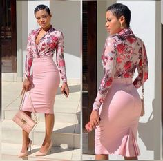 Dress work attire Casual Attires For Creative Ladies Moda Classy Work Outfits, Classy Dress, Office Outfits, Chic Outfits, Fashion Outfits, Woman Outfits, Workwear Fashion, Fashion Blogs, Office Attire
