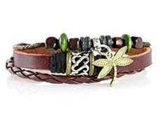 Dragonfly Leather Zen Bracelet, Fits 6 to 9 Inches in Gift Box  Product ViewSee larger image and other views (with zoom)Product ScreenshotsCheck All OffersAdd to Wish ListCustomer ReviewsFeaturesDragonfly Drop Leather Zen BraceletAdjustable Bracelet Fits 6 to 9 http://ecx.images-amazon.com/images/I/41vkDeyXgwL._SL300_.jpg http://electmejewellery.com/jewelry/bracelets/cuff/dragonfly-leather-zen-bracelet-fits-6-to-9-inches-in-gift-box-com/