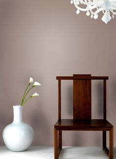 Funky Friday blog: Graham & Brown  Kelly Hoppen paint collection: Baked Clay