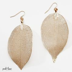 Maple Earrings $102 Nickel Safe! #unconditionalguarantee #parklanejewelry #Fall2016