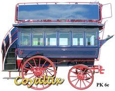 Coyaltix Carriages
