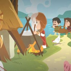 Obelix, Fictional Characters, Art, Julius Caesar, British Isles, Roman, Art Background, Kunst, Performing Arts
