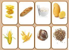 Loto et memory des groupes d'aliments Groupes, Montessori, Education, Breakfast, Explorer, Tot School, Pain, Images, French