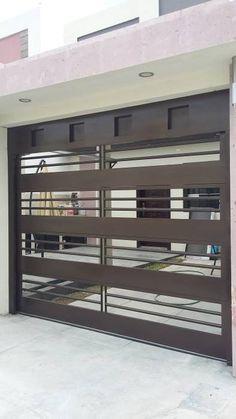 Garagens e edículas modernas por Elite Puertas Automaticas
