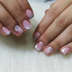 French Manicure Nail Designs, Nail Colors, Gel Nails, Nail Art, Pretty, Beauty, Gorgeous Nails, Work Nails, Decorations