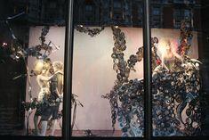window display, winter in paris - Google Search