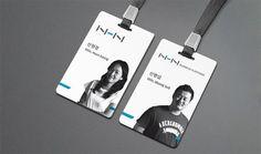 [사원증] NHN (NAVER) 사원증 촬영 (2010.01.11~2010.01.24)