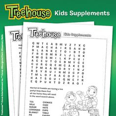 Can you spot the f-u-n in these nifty word find games? Circle all of the words you know and learn new ones along the way!