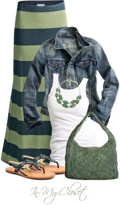 Maxi skirt. En otros colores
