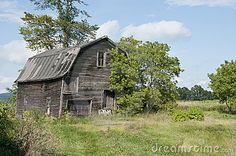 Old barn in Vermont