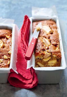 Cake pommes-noisettes recette pas chère