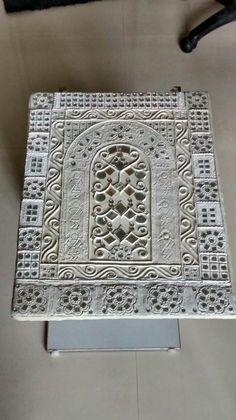 Mural Painting, Mural Art, Mandala Canvas, Mandala Art, Clay Wall Art, Clay Art Projects, Mirror Art, Mirror Mosaic, Indian Folk Art