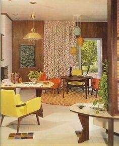 Vintage Home Décor Book Interior Design Book by JudysJunktion, $20.00