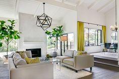 Lighting Idea: love the living room geodesic pendant light