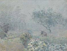 Sisley-Mgła, 1874