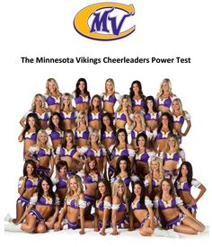 How to work out like a Minnesota Vikings Cheerleader! My dance teachers in there!