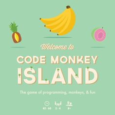 Do you want your kids to learn to code? One way to get started is with unplugged coding activities. They can learn coding just by playing games. Fun, right? Fun Activities For Kids, Stem Activities, Games For Kids, Activity Ideas, Teaching Programs, Monkey Island, Logic Games, Stem For Kids, Coding For Kids