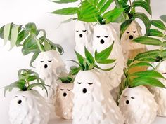 These little guys have restored our faith in spooks.